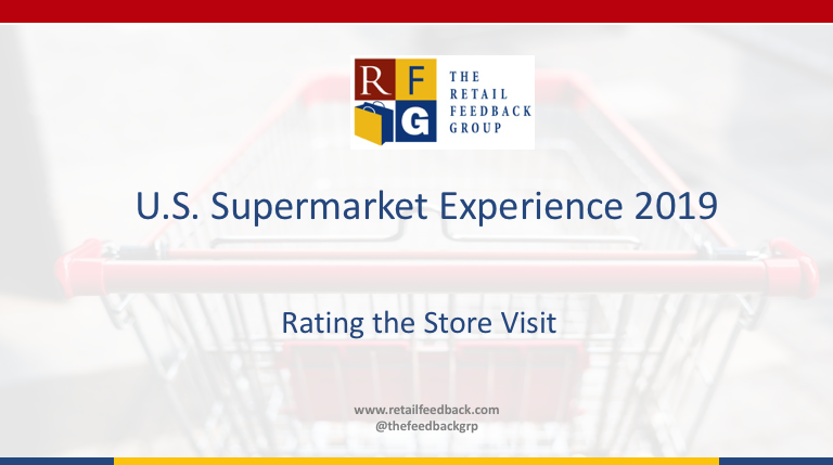 Fall 2019 U.S. Online & In-Store Grocery Shopping Study