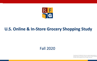 Fall 2020 Online and In-Store Grocery Shopper Report