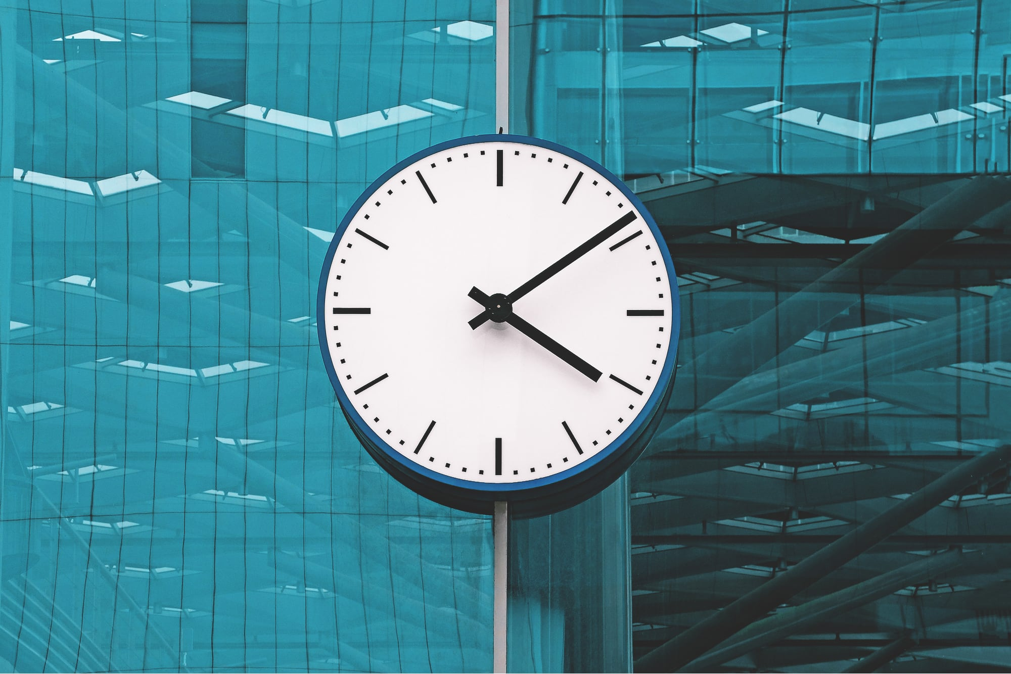 Department Managers Speak About Time